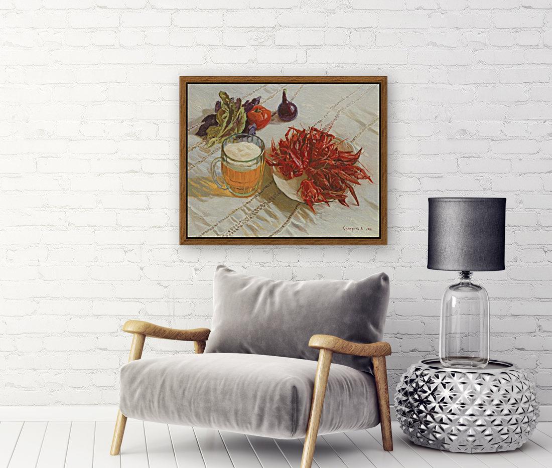 Still_Life_With_Crawfish  Art