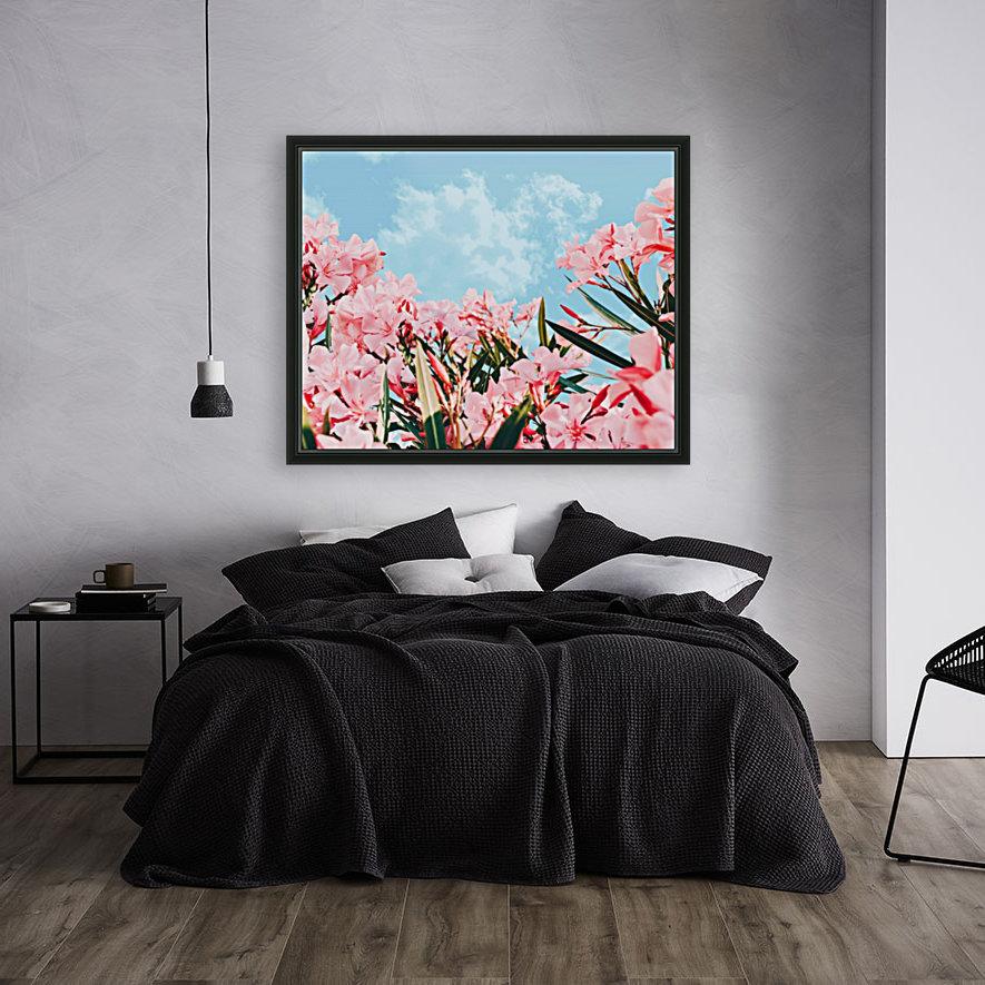 Blush Blossom II  Art