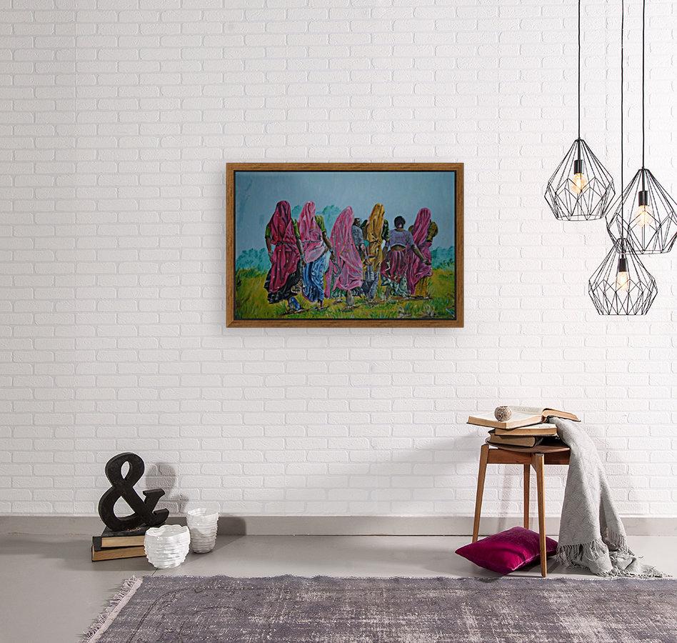 Village Women_DKS  Art