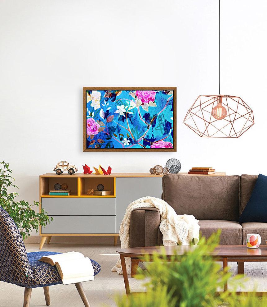 Full Bloom  Art