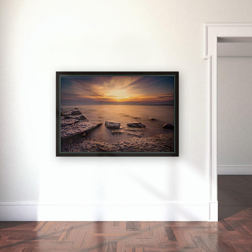 Point Petre Sunset  Art