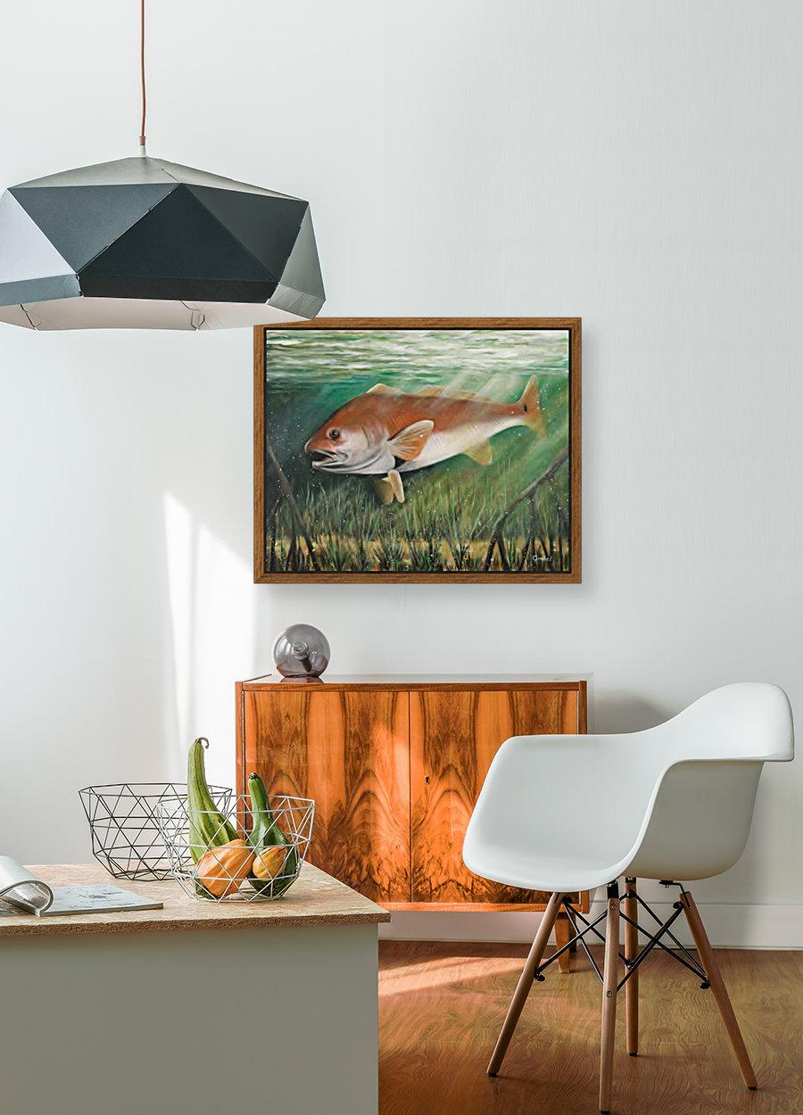 redfish  Art
