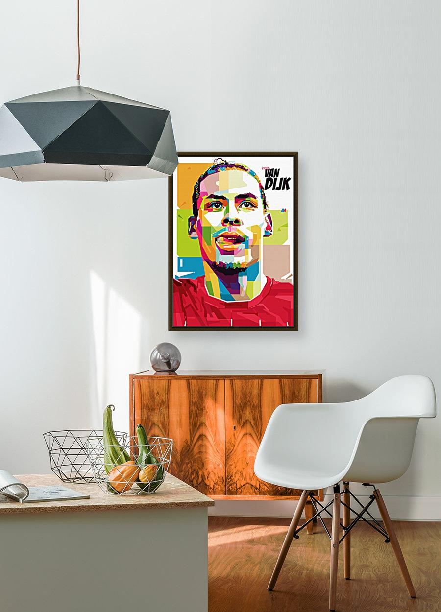 Virgil van dijk  Art