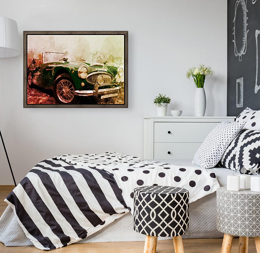 Car vintage  Art
