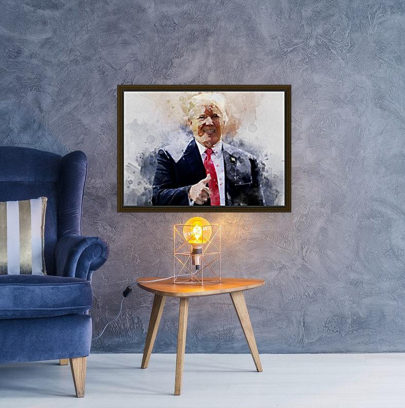 Donald trump  Art
