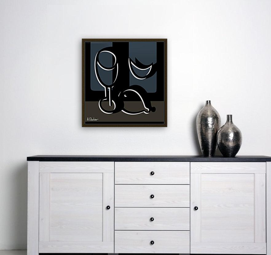 Still Life with a Goblet 1  Art
