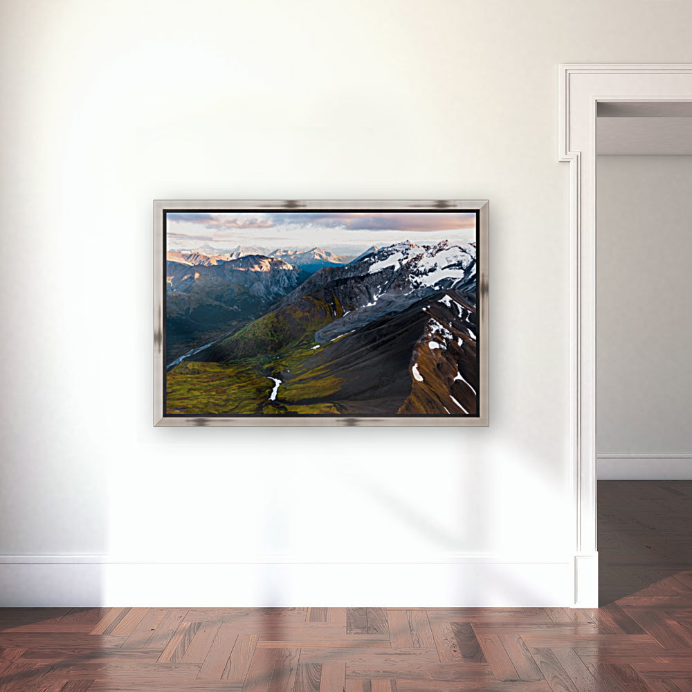 Mountains and Valleys  Art