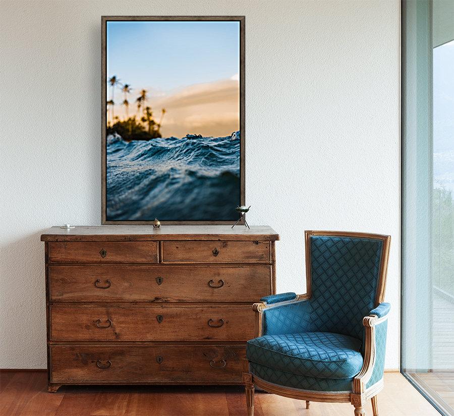 At Sea  Art