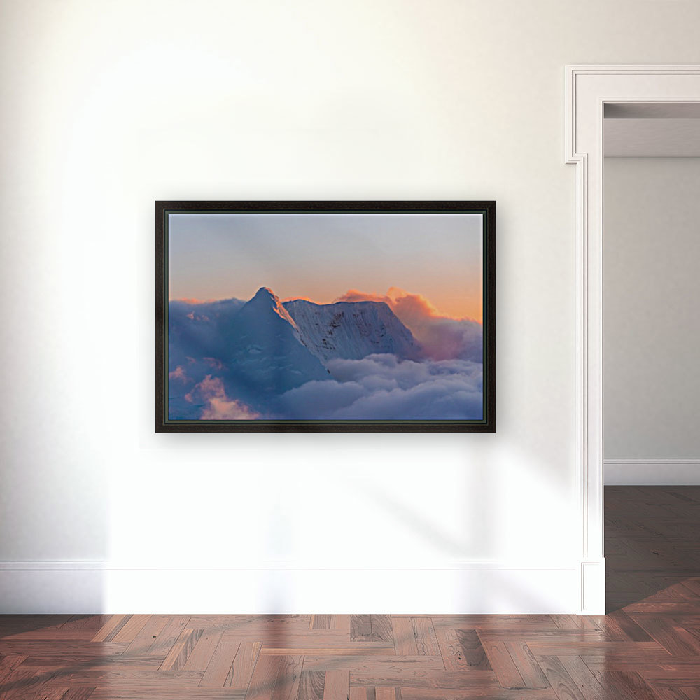 Pastel Peak  Art
