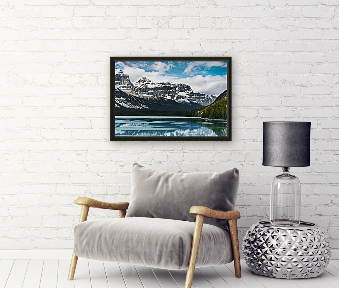 Winter Lake  Art