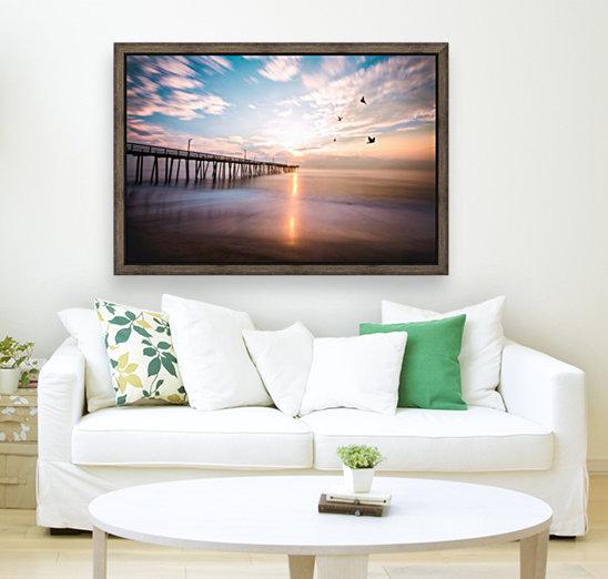 VA Beach Sunrise  Art