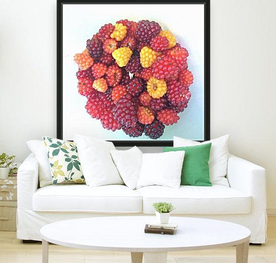 Wild Berries  Art