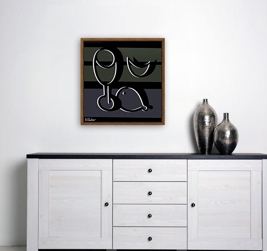Still Life with a Goblet 2  Art