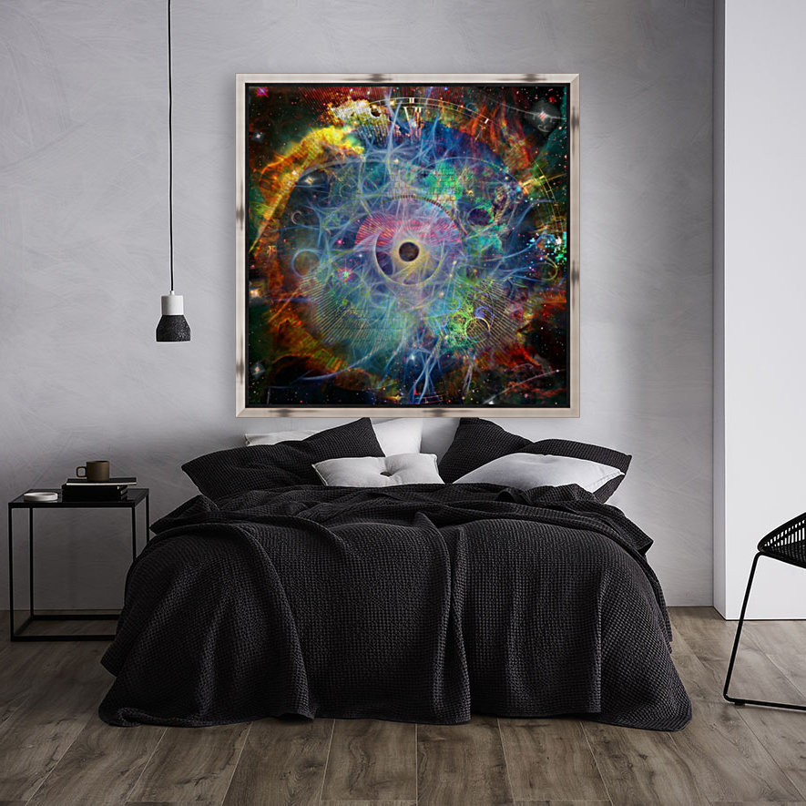 The Eye of Time  Art