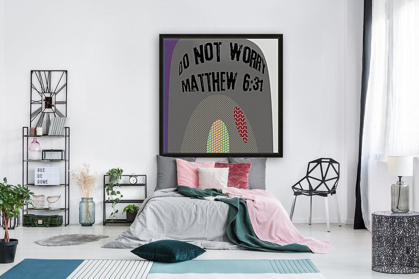 do not worry  Art