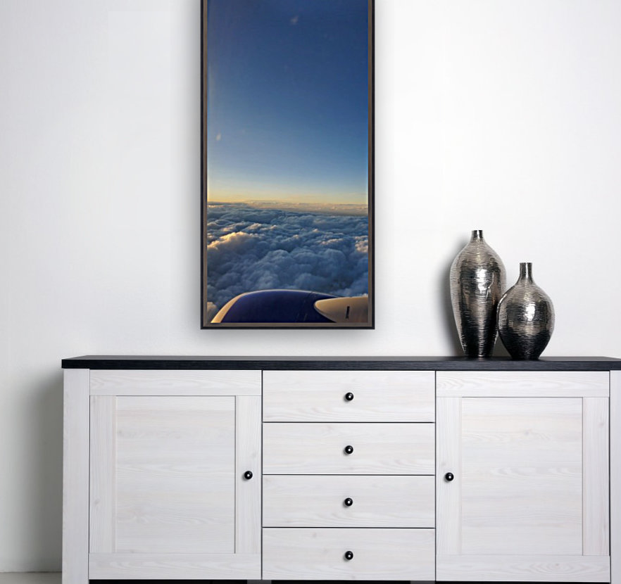 Above The Clouds  Art