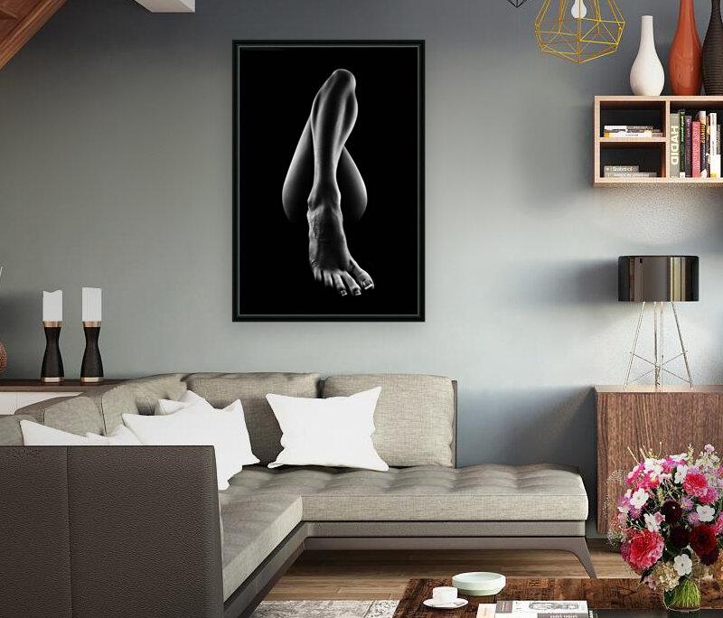 Nude woman bodyscape 56  Art