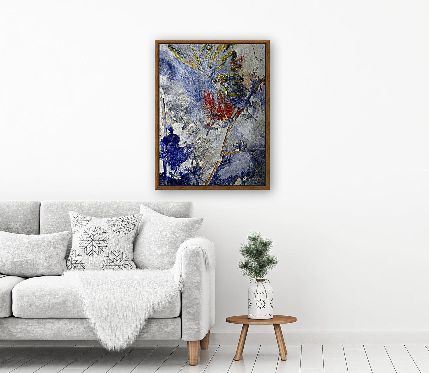 Abstract Single  Art