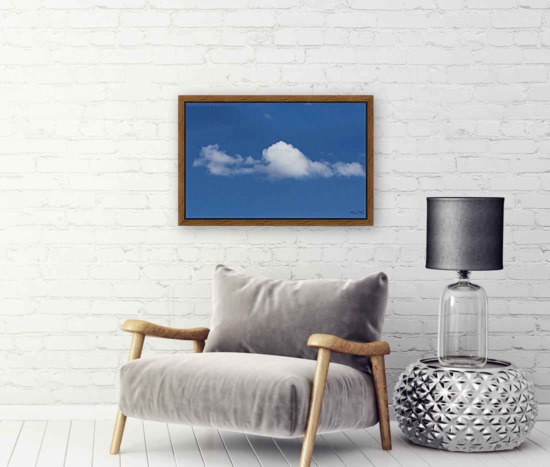 MacPan Clouds from Maurice Elliott McLeod with Floating Frame