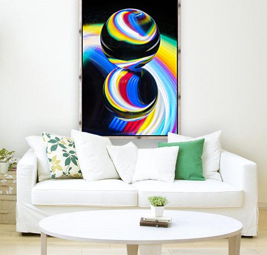 Lens ball  Art