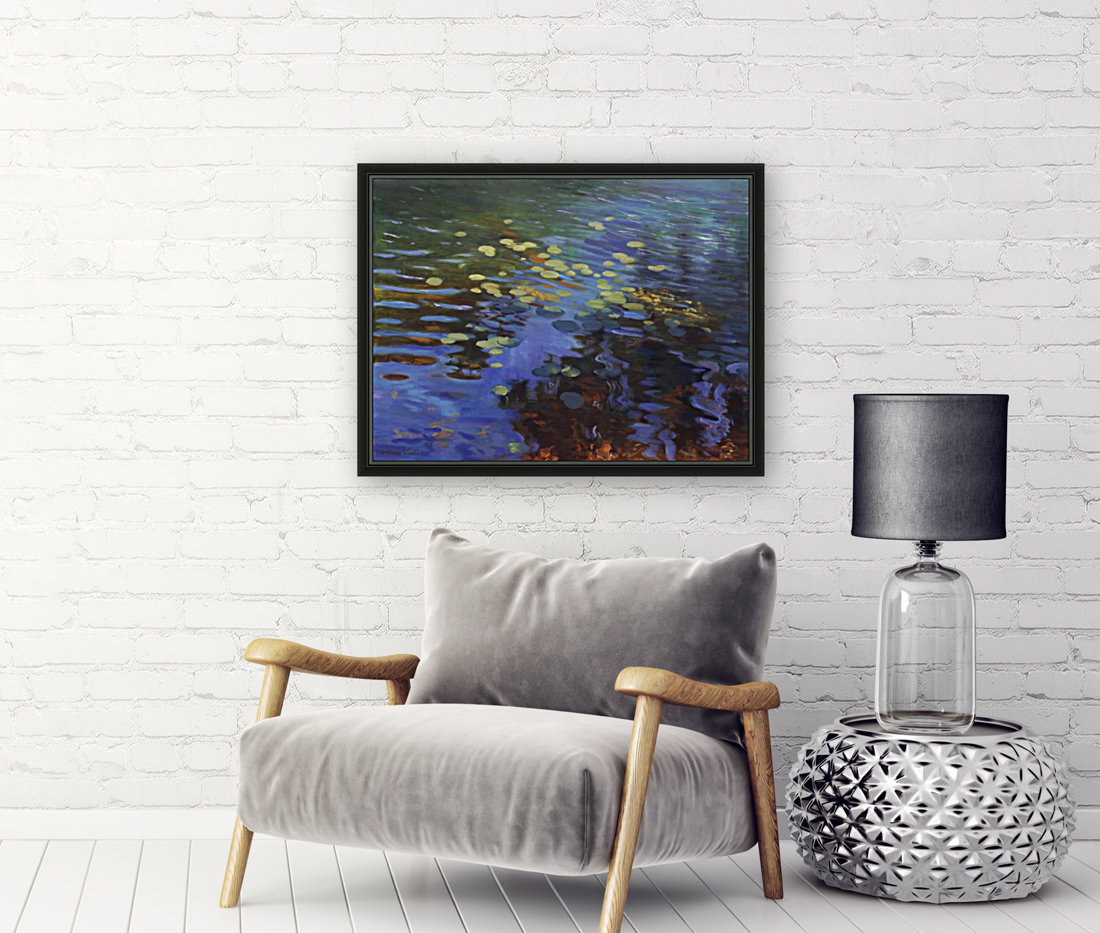Waterlilies  Art