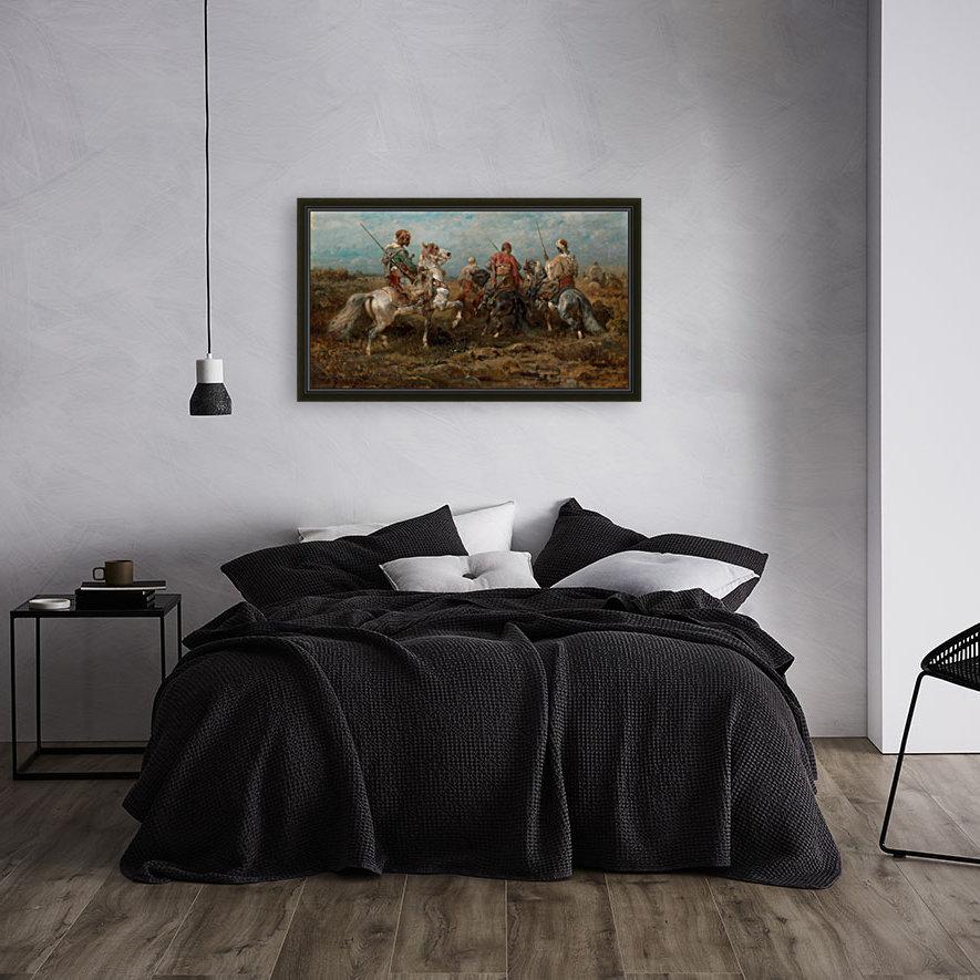 Arabische Reiter  Art