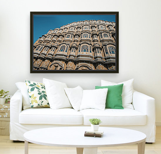 The Fortress - Hawa Mahal II with Floating Frame