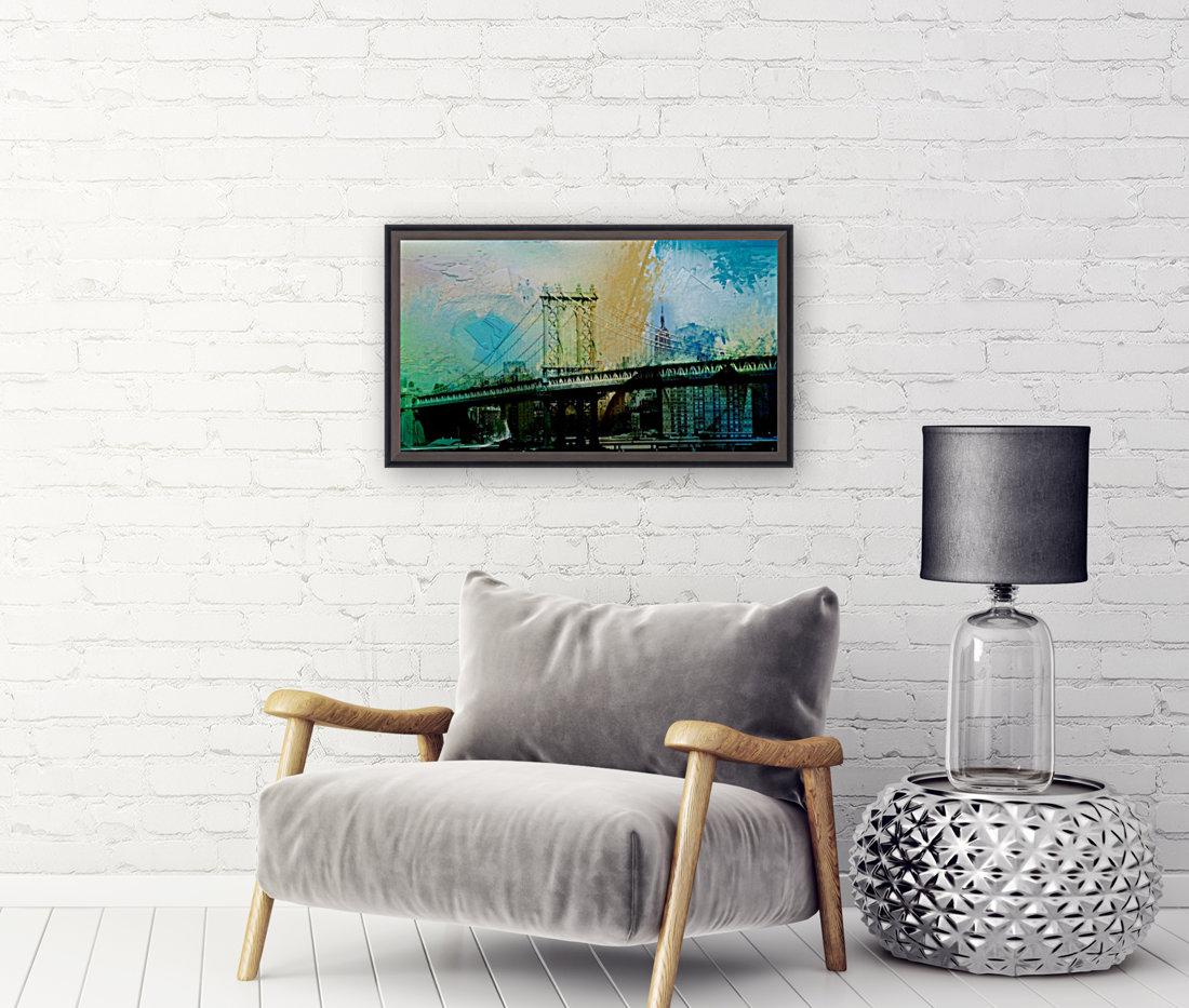 Manhattan Bridge  Art