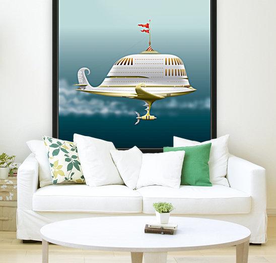 Imbarcazione Volante Dommo  Art
