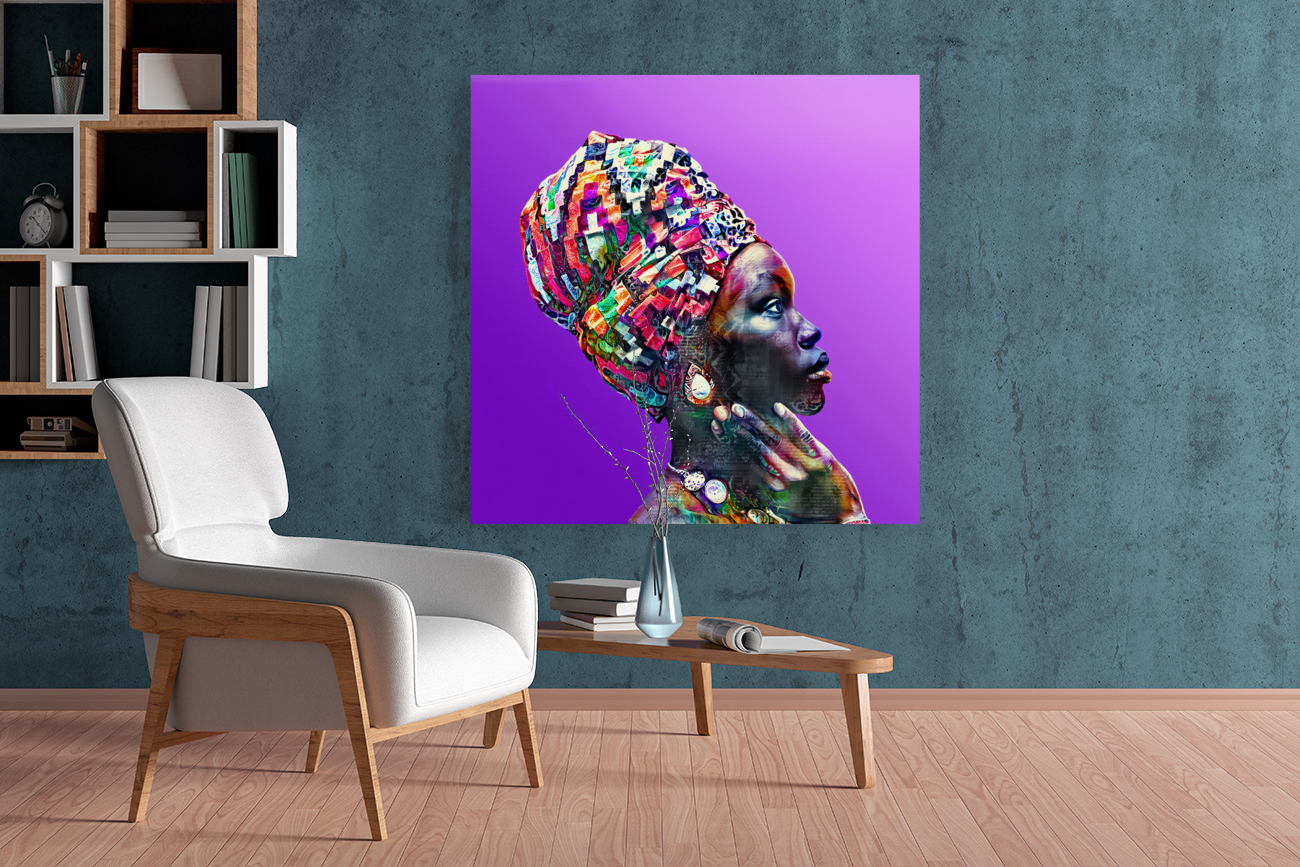 ColorThroughCulture VI  Art