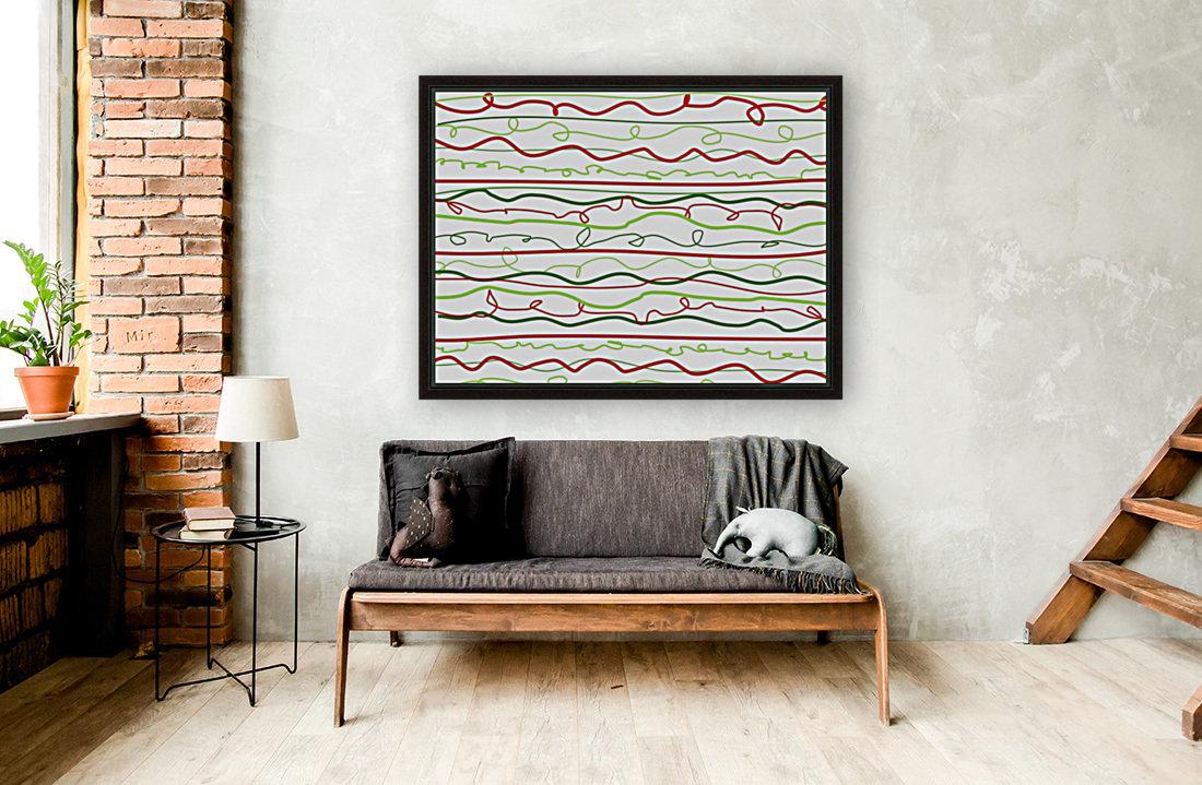 scribble pattern  Art