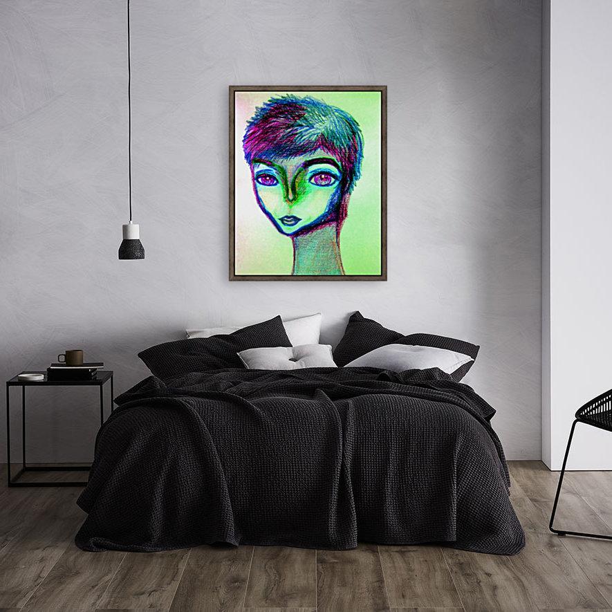 spritecolorsalien7  Art