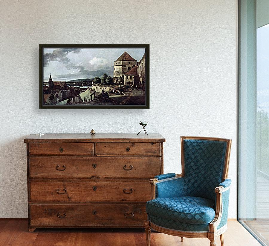 View from Pirna  Art
