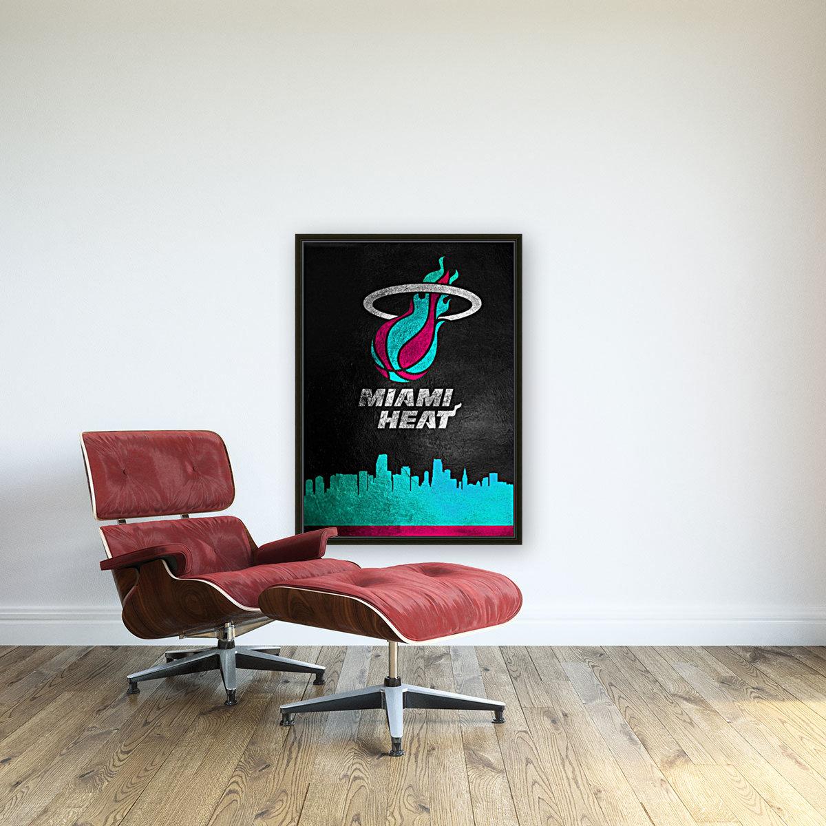 Miami Heat Vice  Art