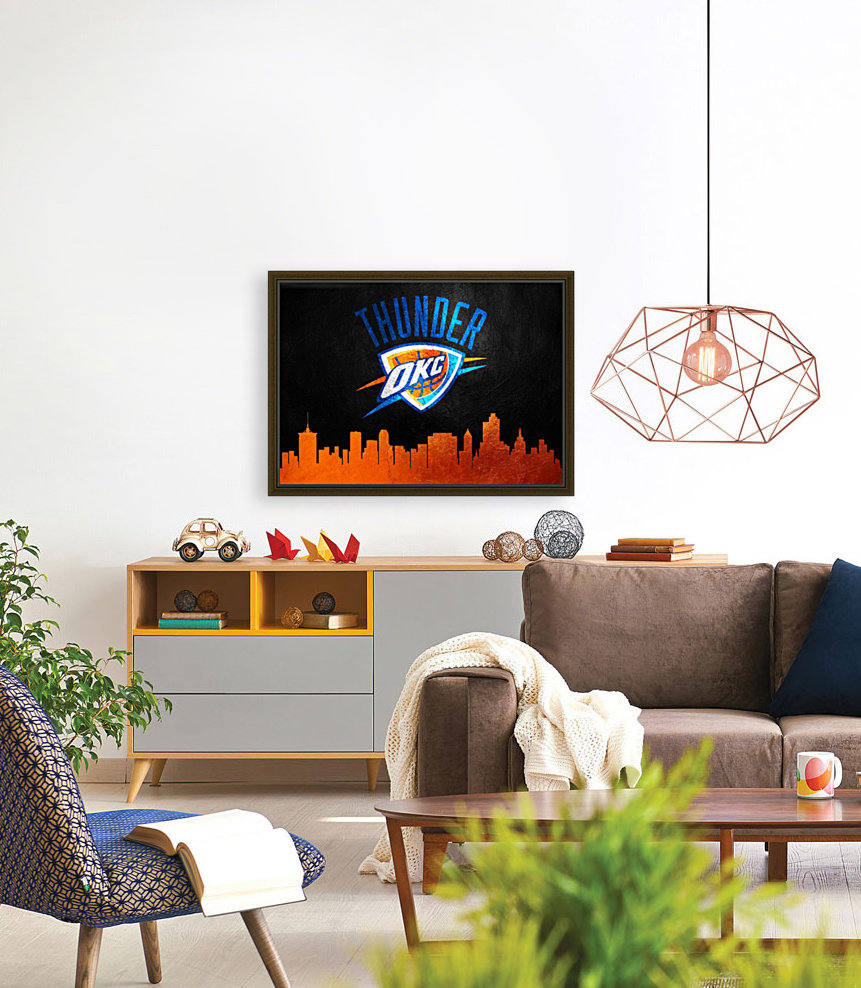Oklahoma City Thunder  Art
