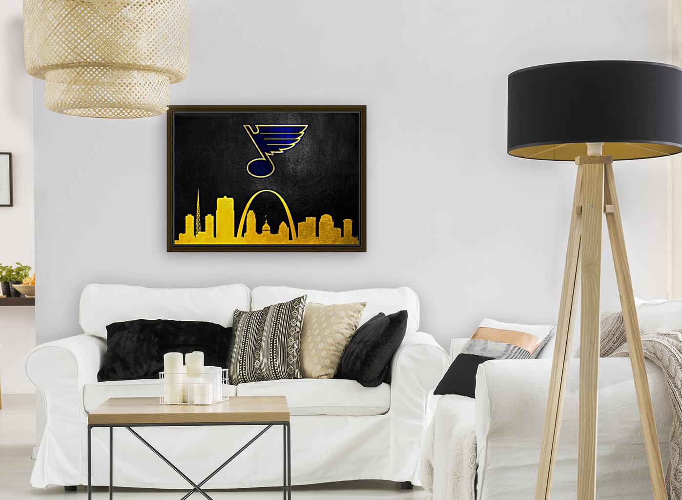 St Louis Blues  Art