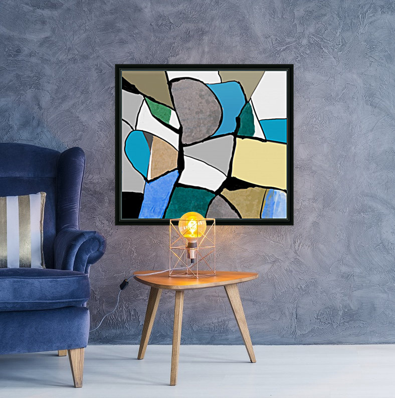 Meeting of Colors  Art