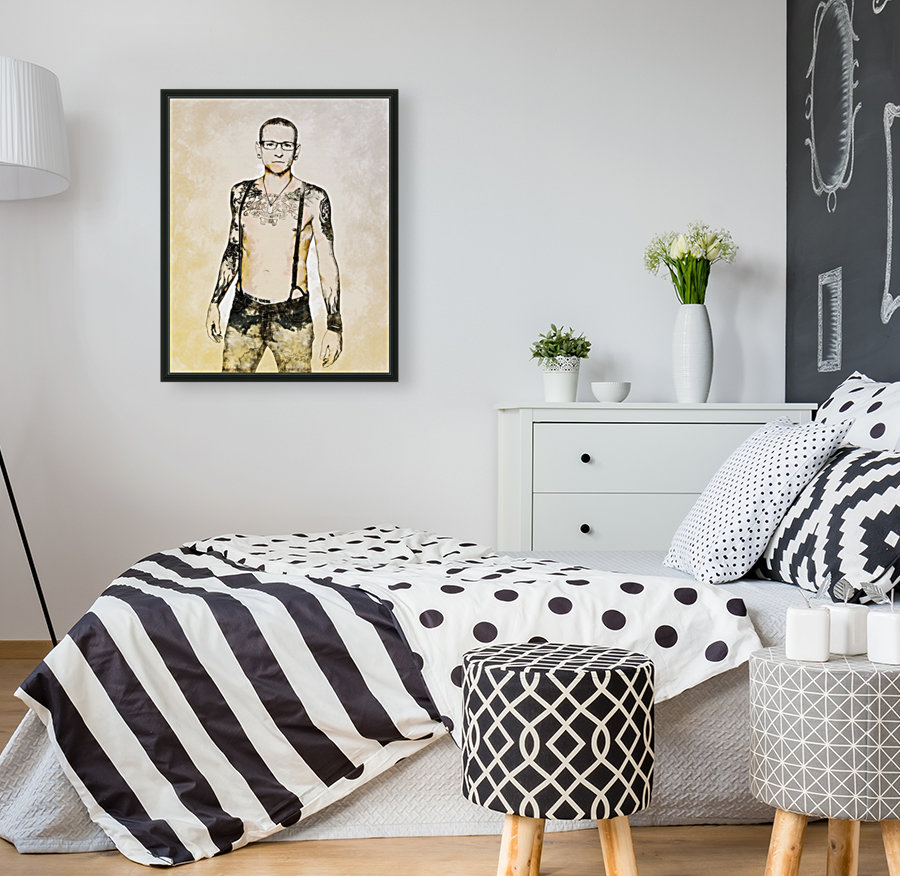 Chester Bennington  Art