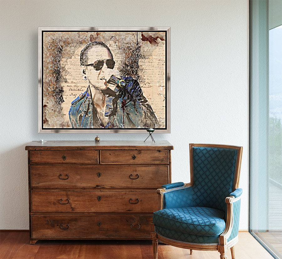 Chester Charles Bennington  Art
