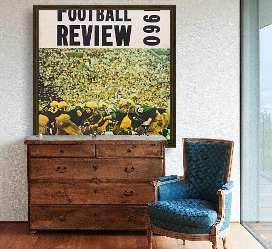 1960 notre dame football  Art