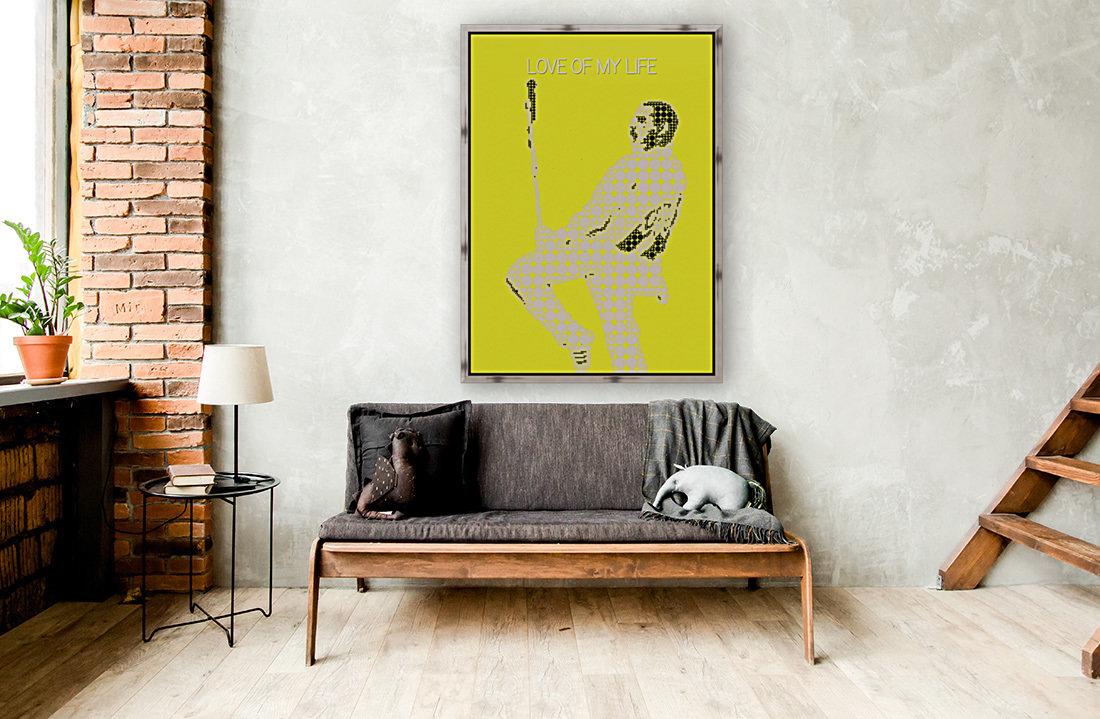 Love of My Life   Freddie Mercury  Art