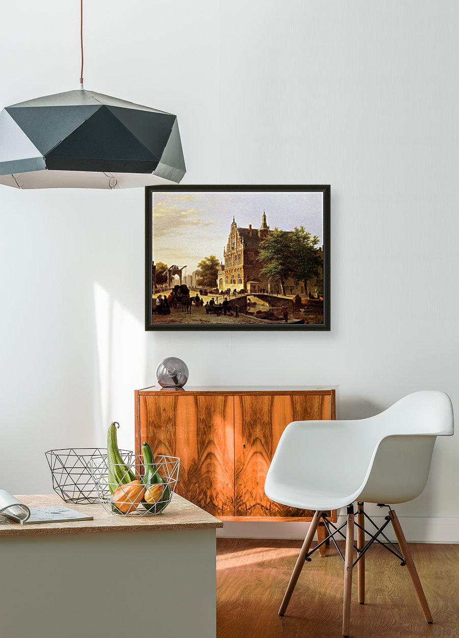 City view Sun  Art