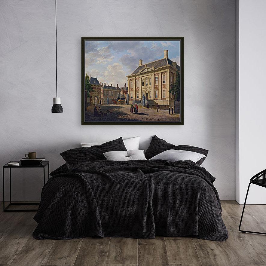 Het Mauritshuis te Den Haag  Art