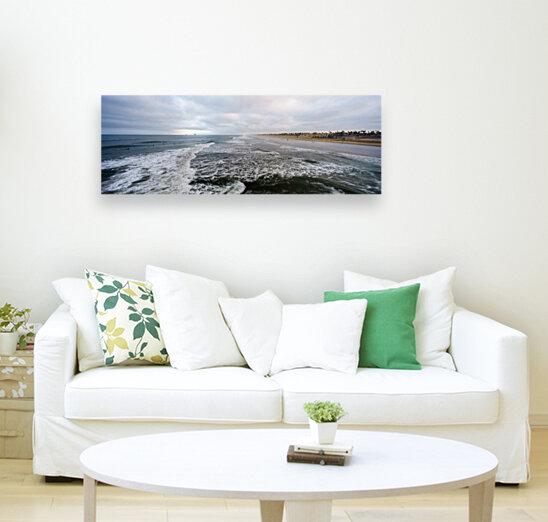 Huntington Beach Panorama  Art