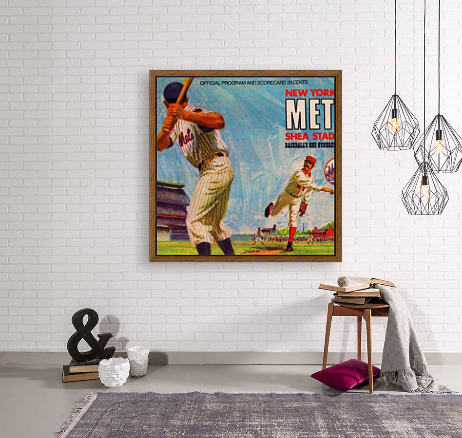 1969 New York Mets  Art