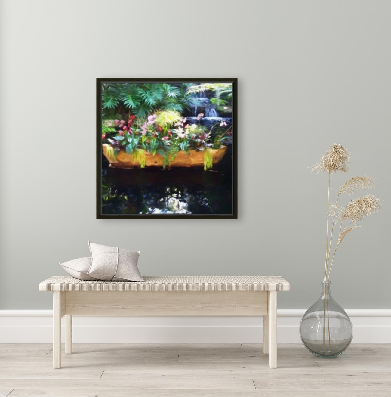 Floating Botanicals  Art