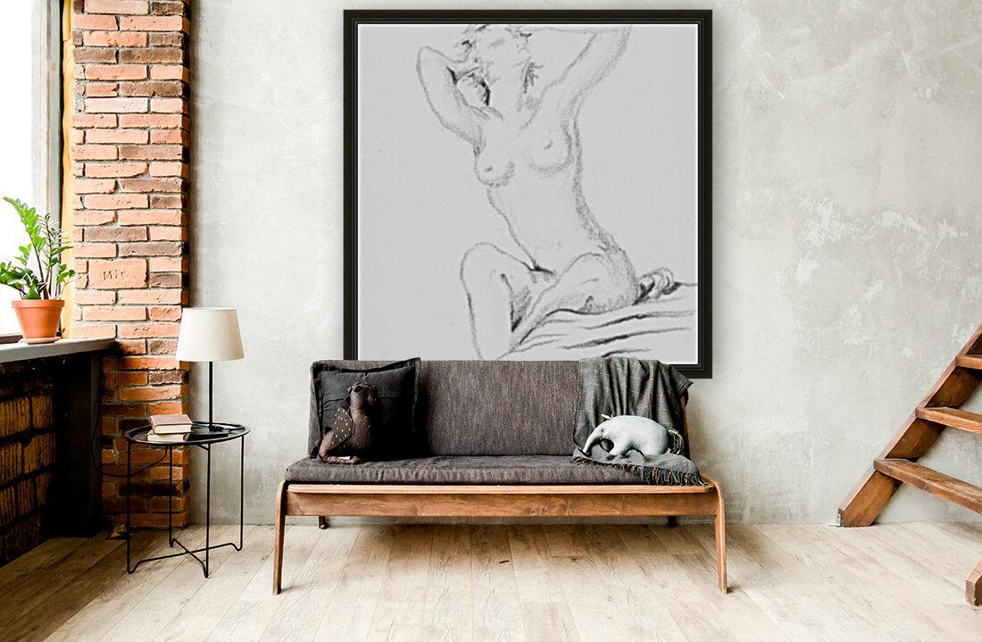 DAPHNE - Carbon  Art