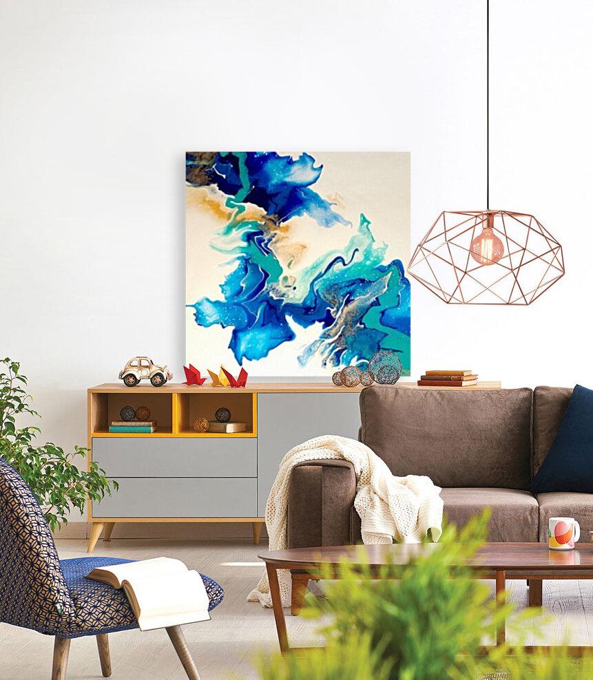 Ocean_Blue_II  Art
