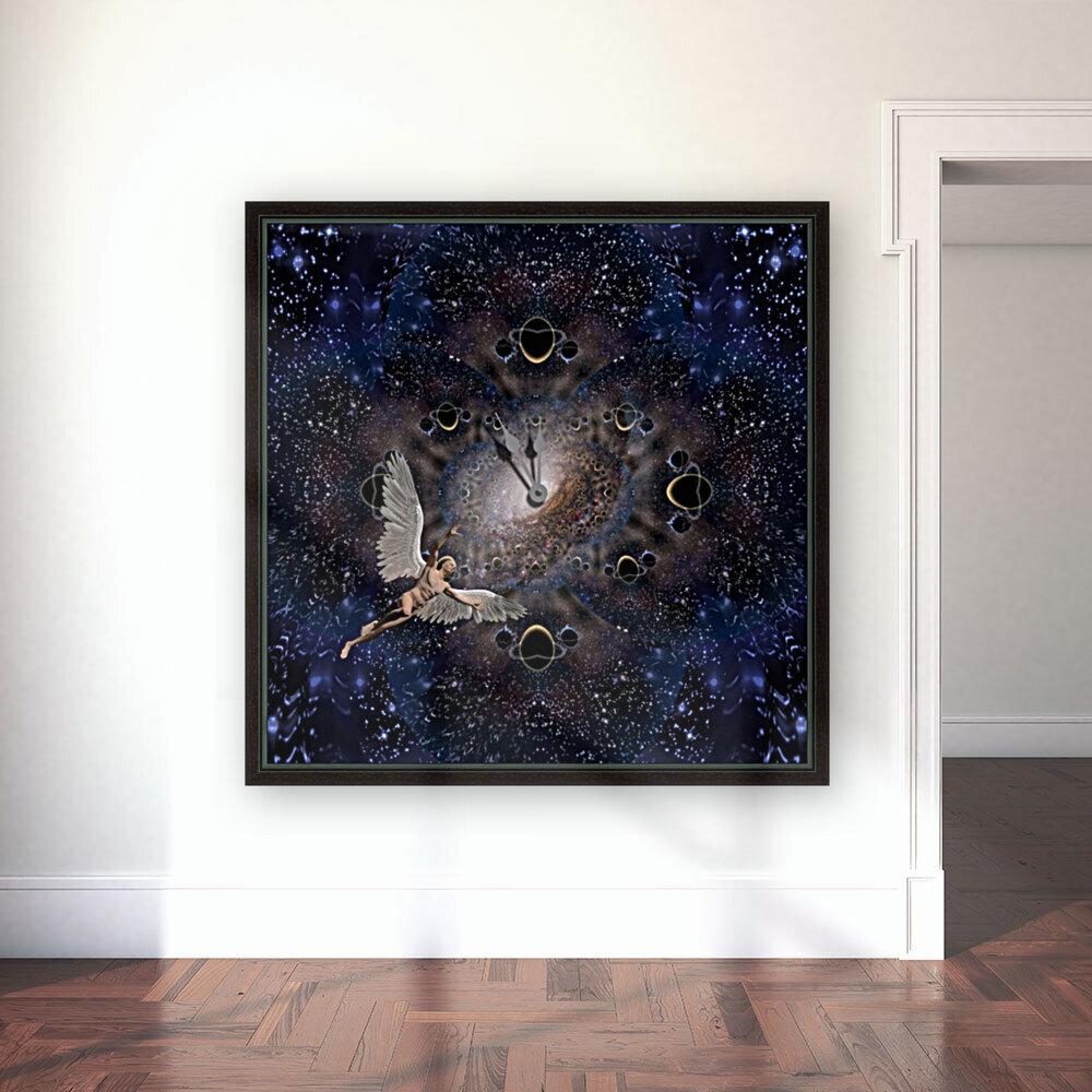 Angel in Space  Art