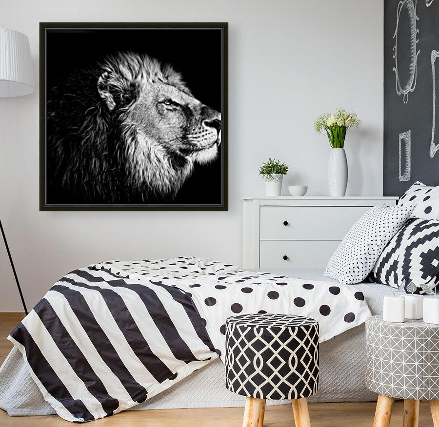 Lion with Attitude  Art